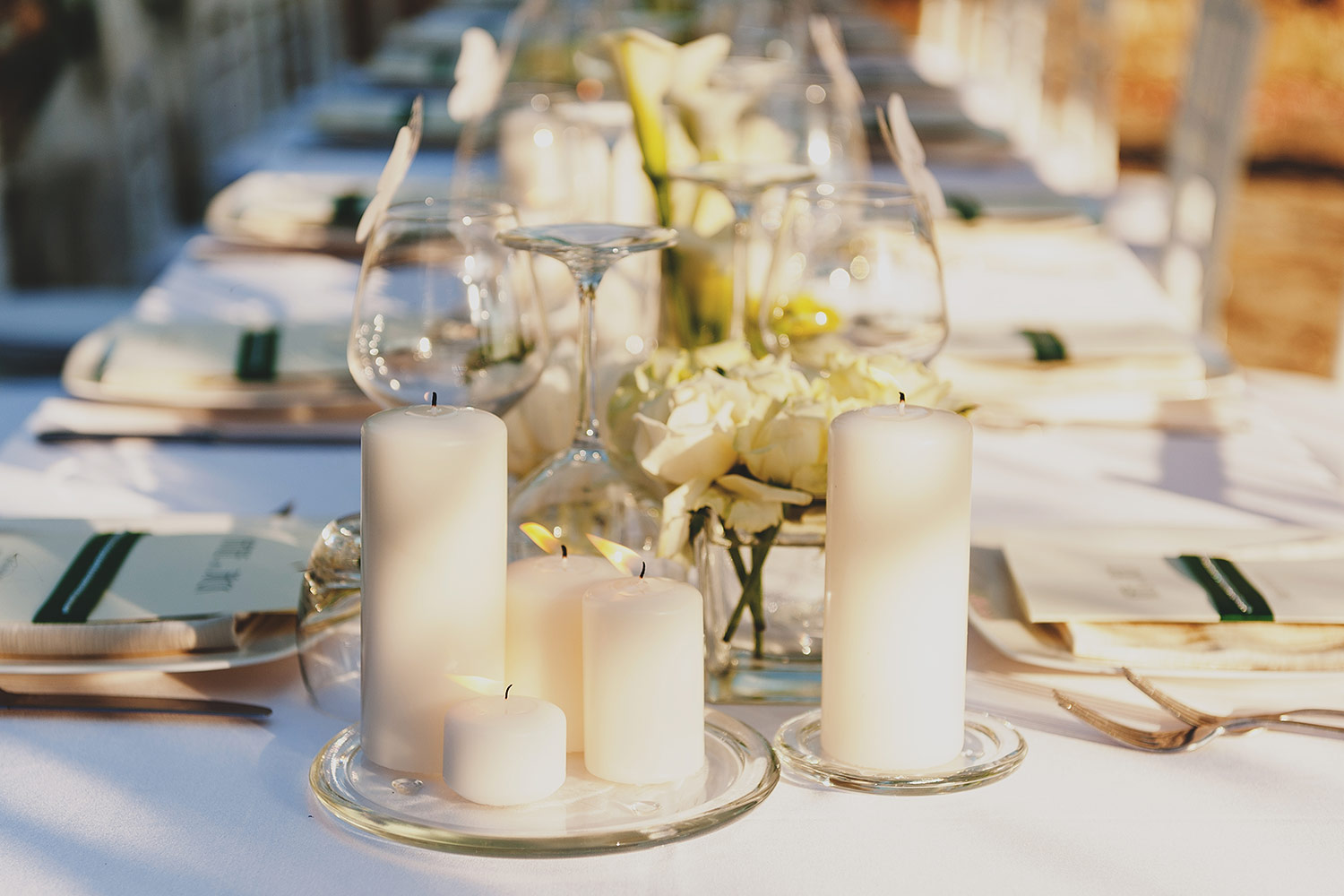 Romantic Theme Wedding Decor Wed In Florence