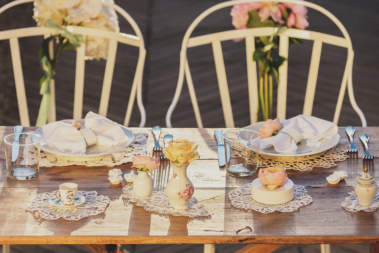 Vintage Centerpieces Ideas for Your Wedding Reception